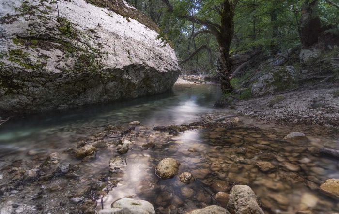 Pietra del Verticchio, Val Fondillo
