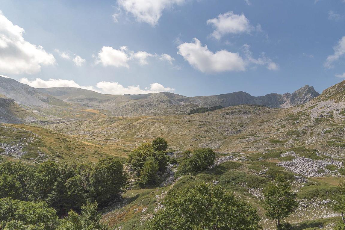 Valle Lunga, Parco nazionale d'Abruzzo, Lazio e Molise