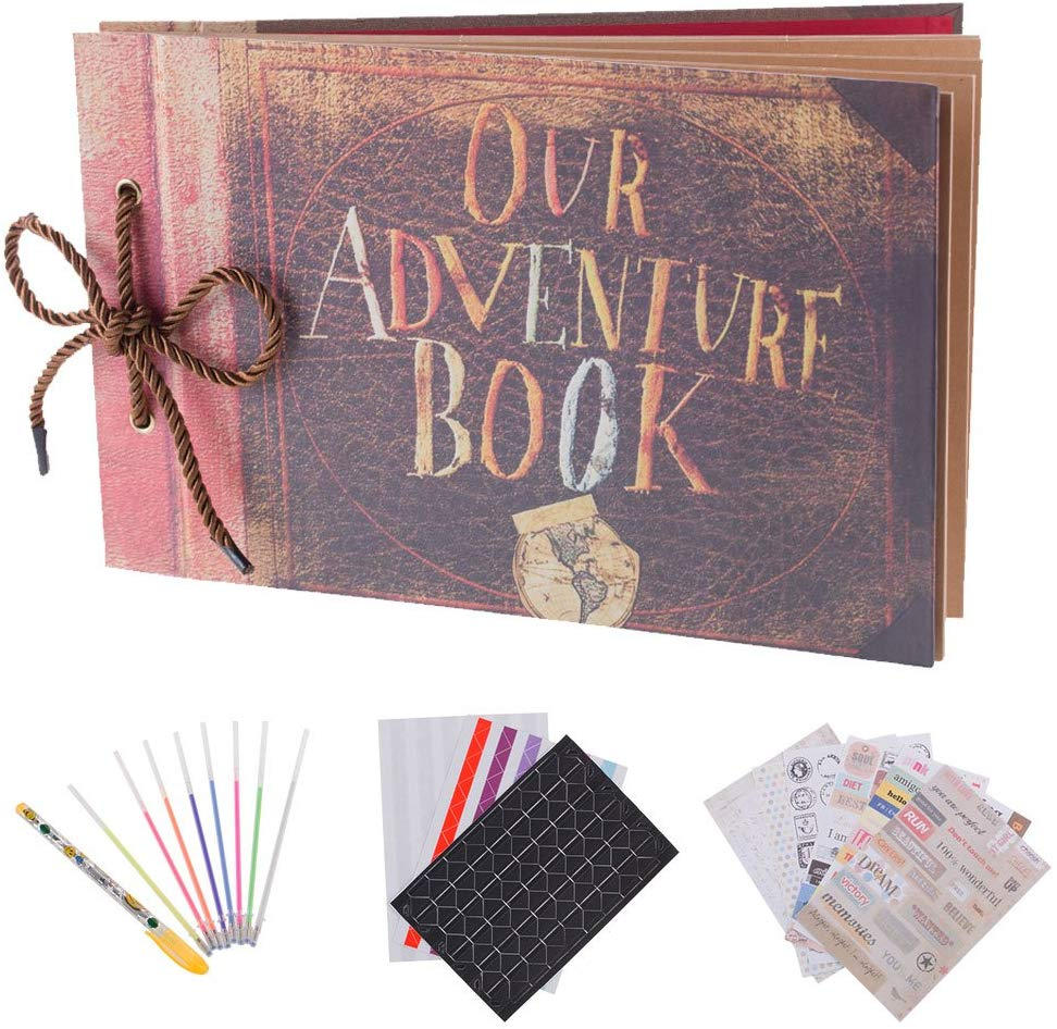 Cosa regalare a un viaggiatore creativo: scrapbook