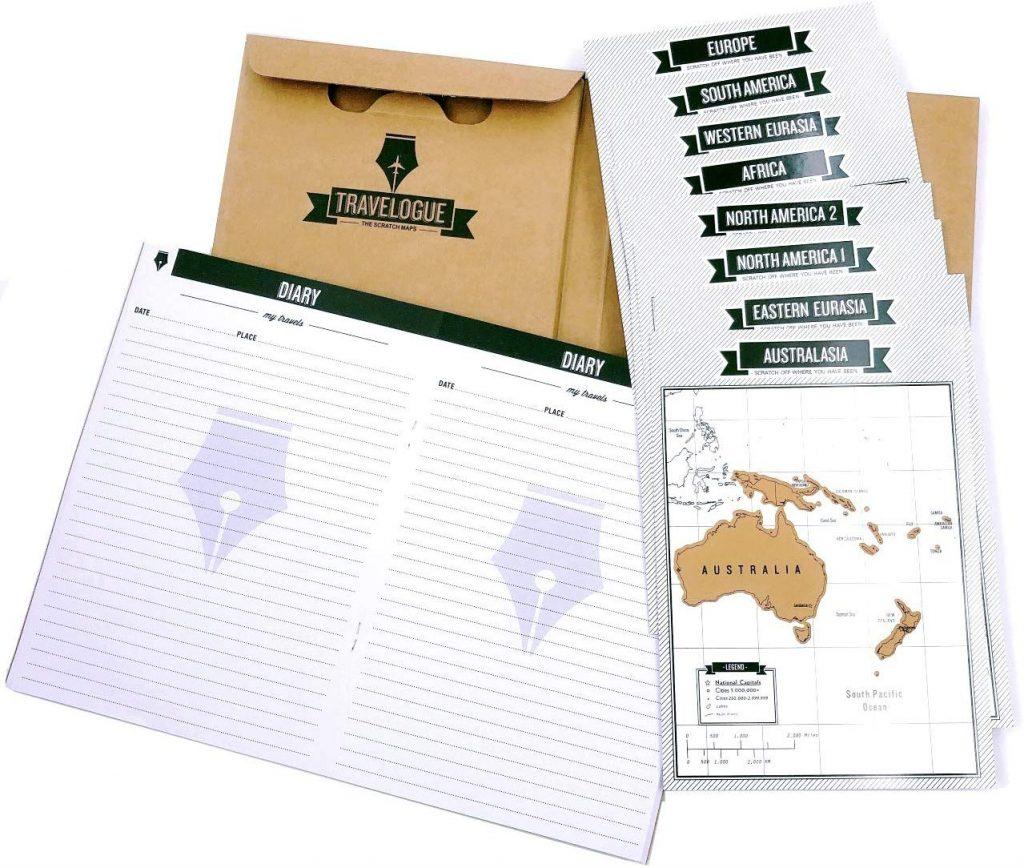 Raccontare il viaggio: diario di viaggio