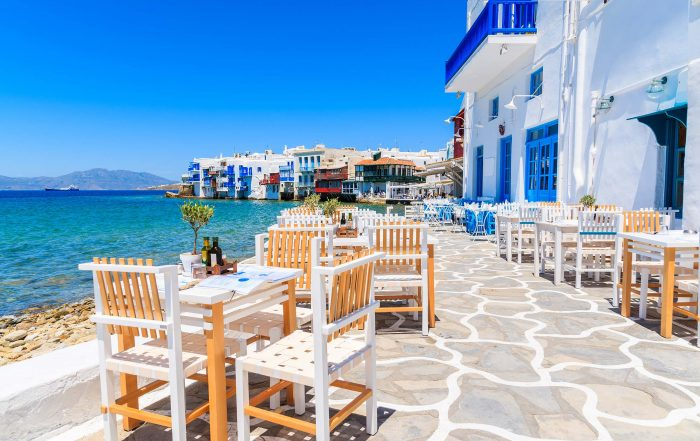Vacanze in Grecia: Mykonos
