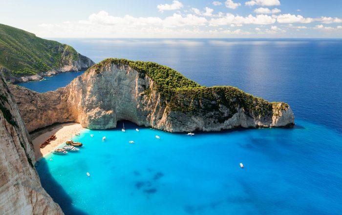 Vacanze in Grecia: Zante