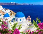 Vacanze in Grecia: Santorini