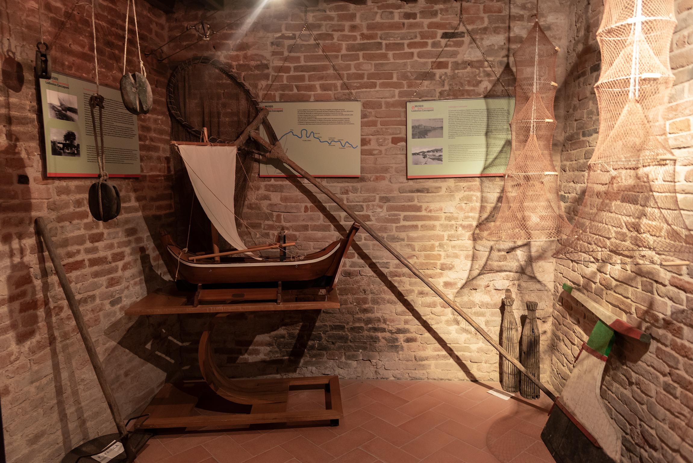 Weekend in Valdera: visitare il Museo della Ceramica a Calcinaia