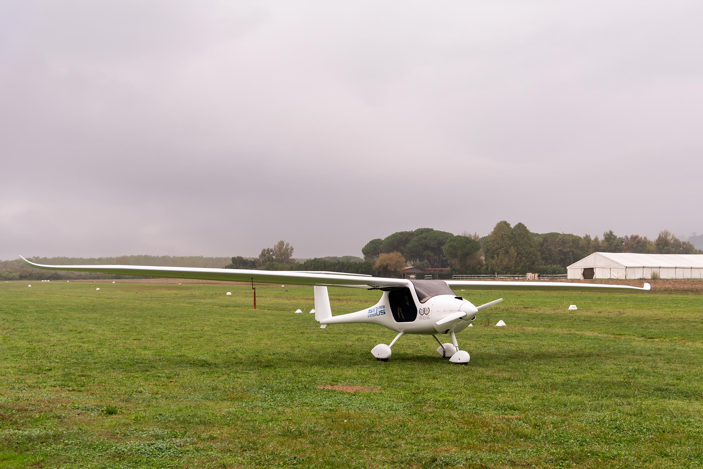 Esperienze in Toscana: volo in ultraleggero dall'Aviosuperficie Valdera