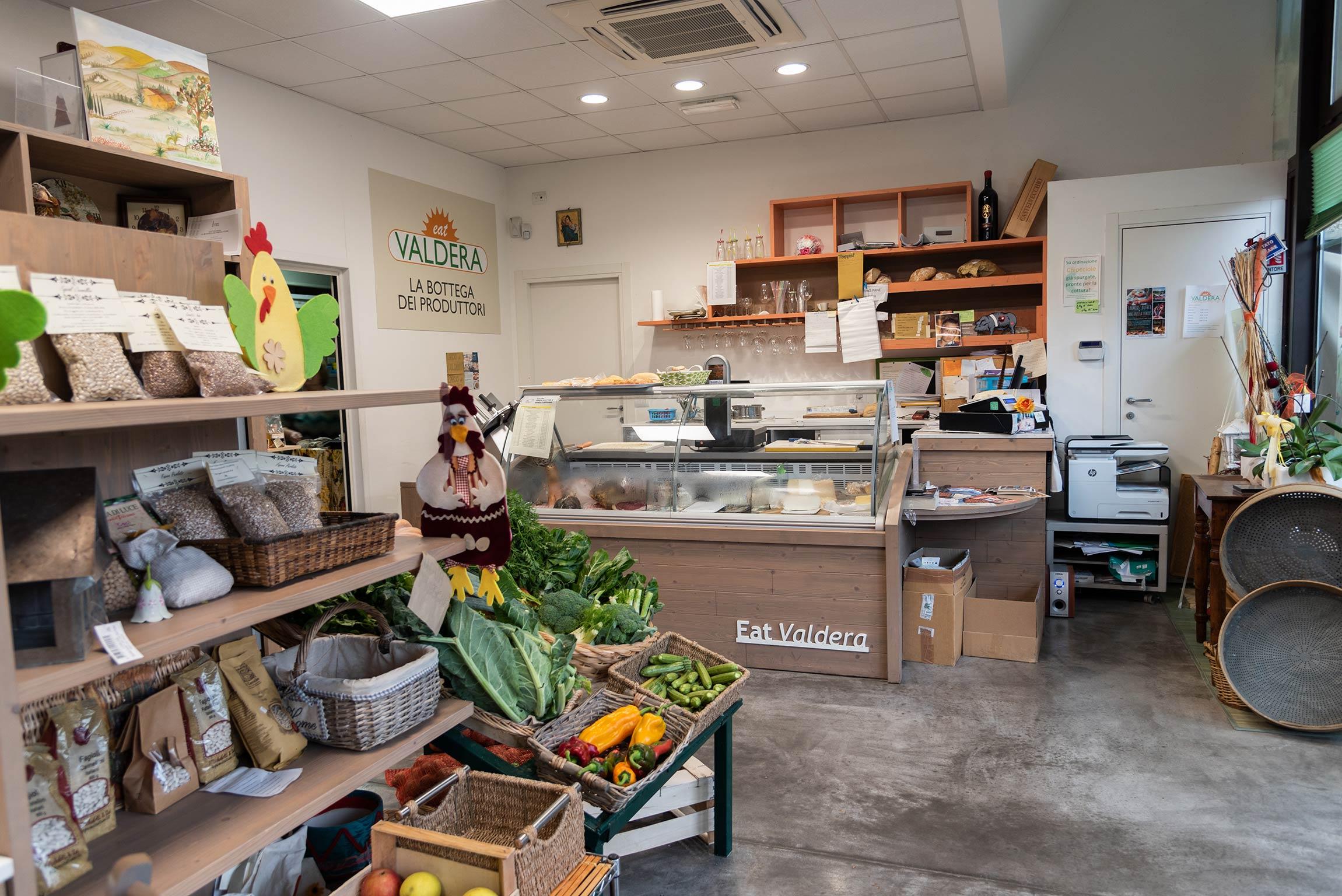 EatValdera - La Bottega dei Produttori