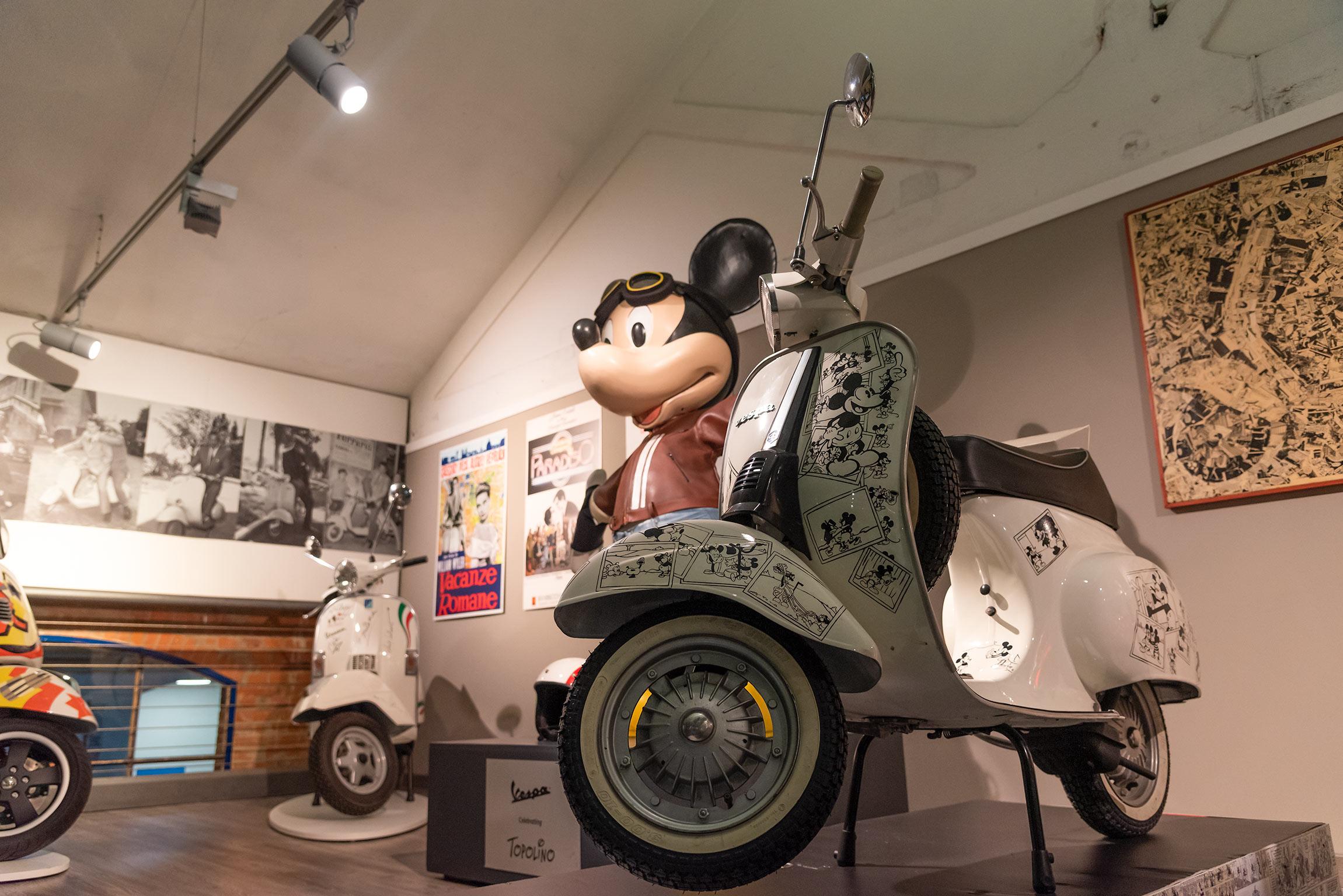 Museo Piaggio di Pontedera