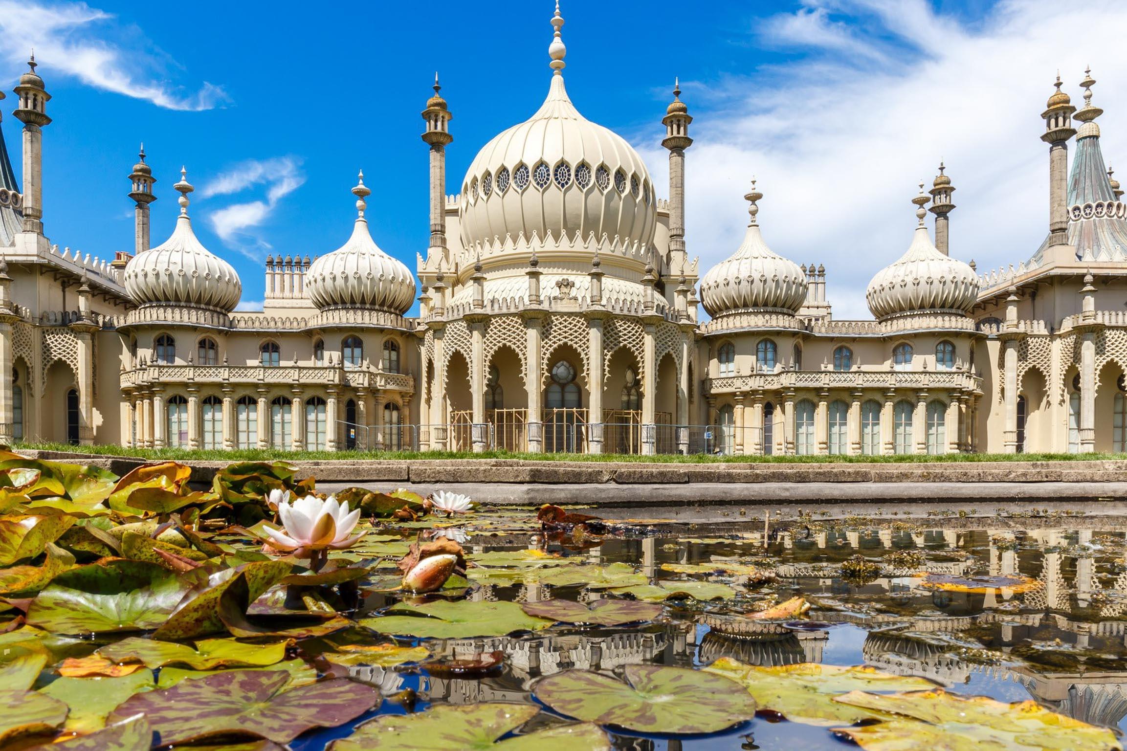 Il Royal Pavilion - Foto di Alexey Fedorenko (Fotolia)