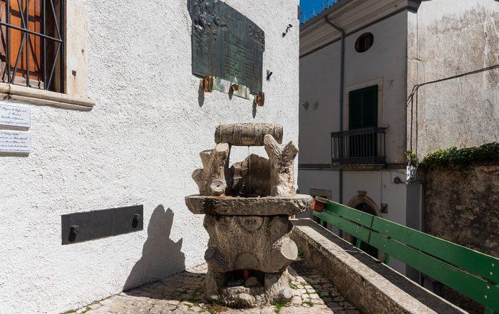 La Taverna, Civitella Alfedena