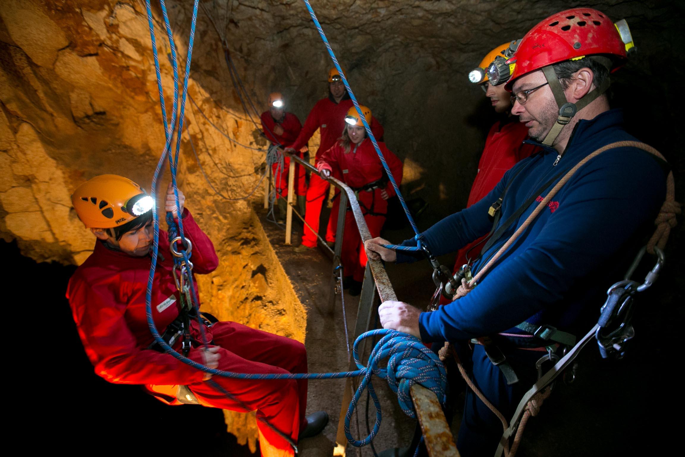 Avventure nelle Grotte di Postumia