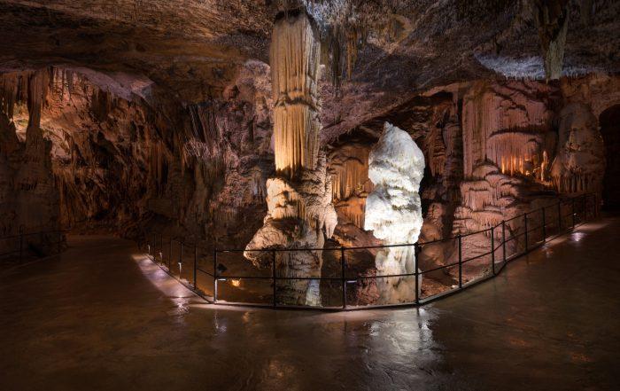 Galleria del Brillante - Grotte di Postumia
