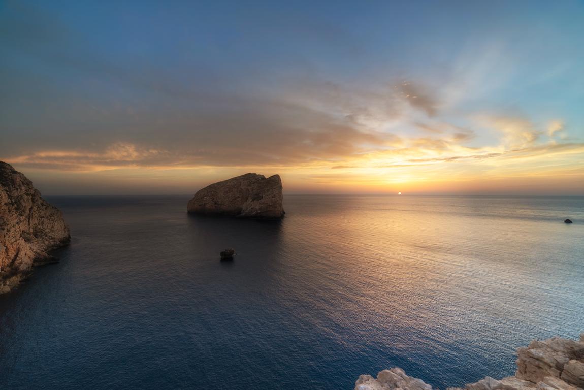 Tramonto a Capo Caccia, Sardegna