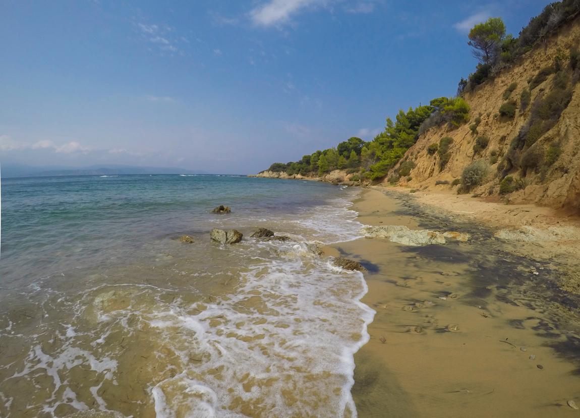 Mandraki Beach