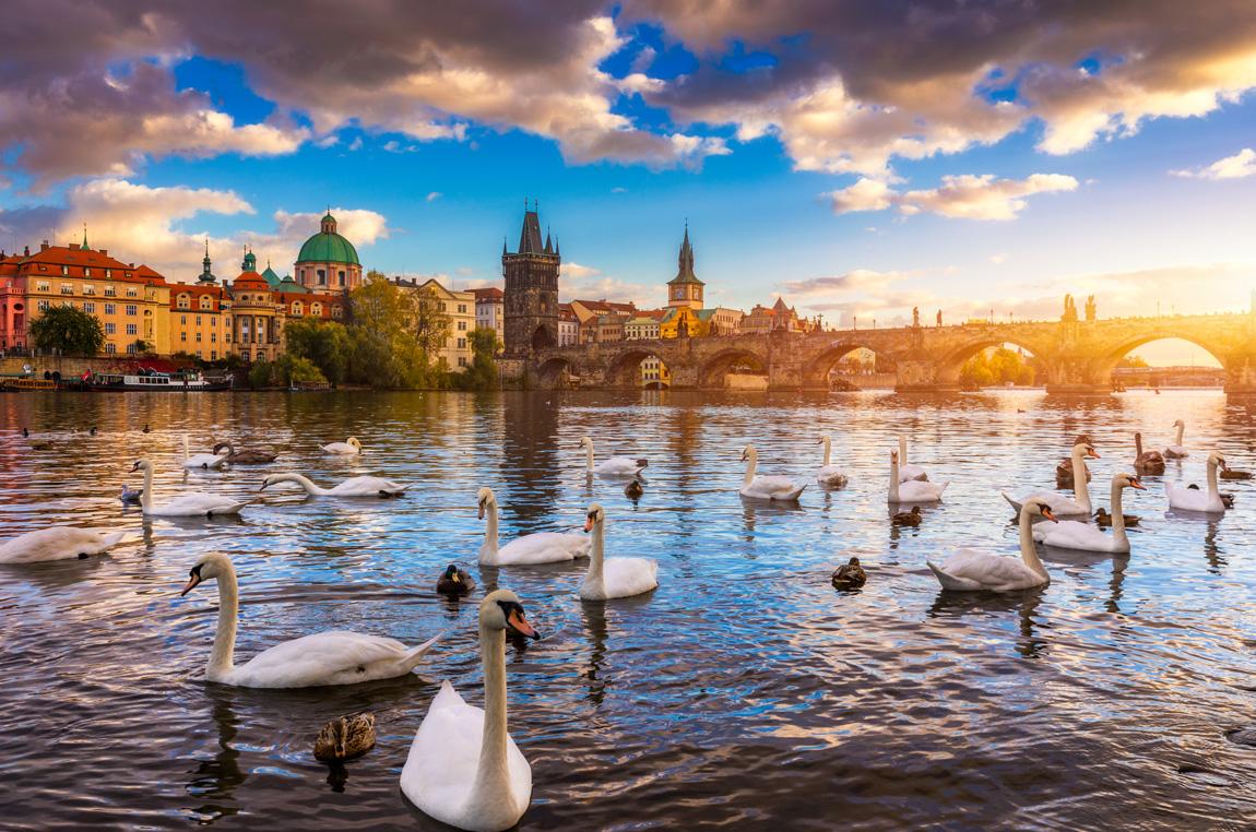 Luoghi romantici in Europa: Ponte Carlo a Praga (Credits daliu)