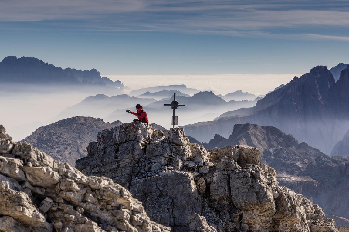 Cosa mettere nello zaino per affrontare un trekking di più giorni