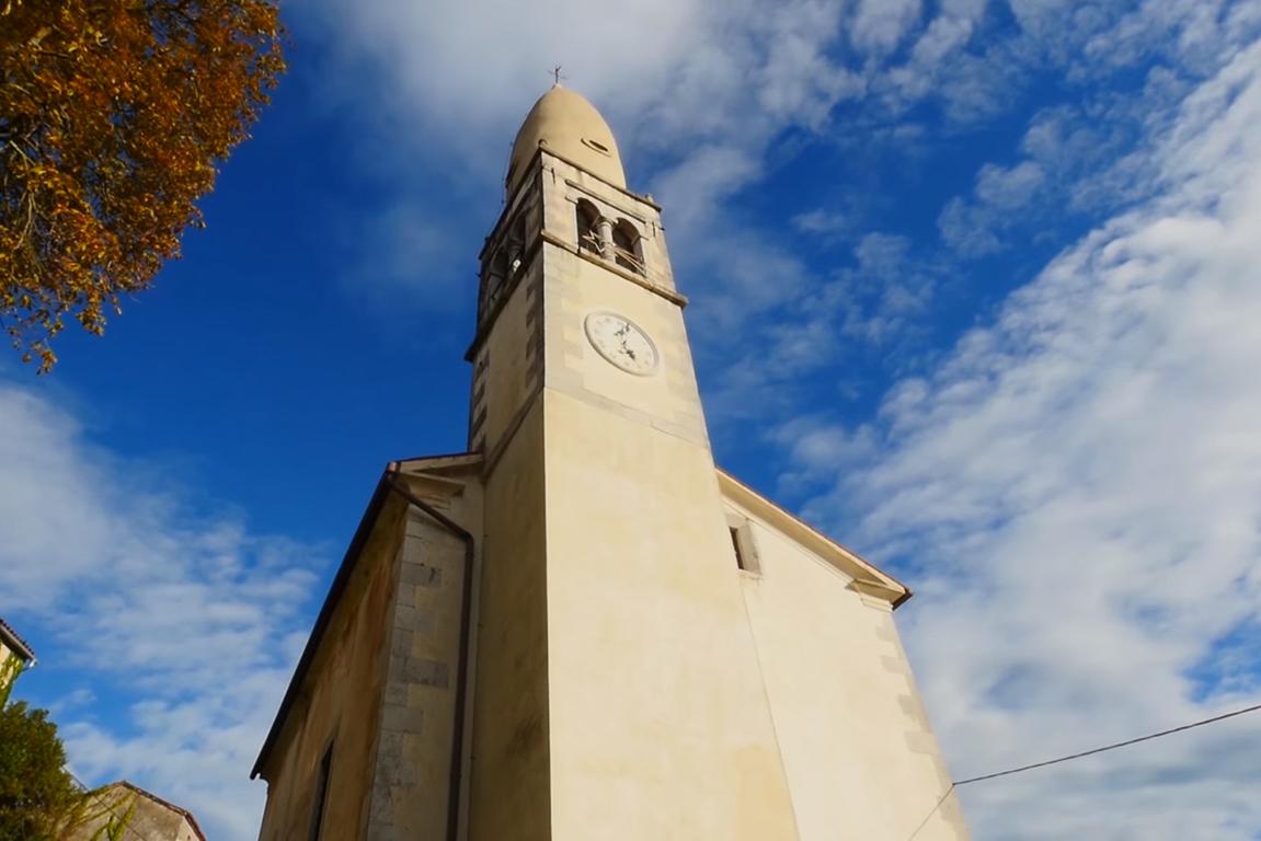 Chiesa di San Daniele (Credits: stanjel.eu)