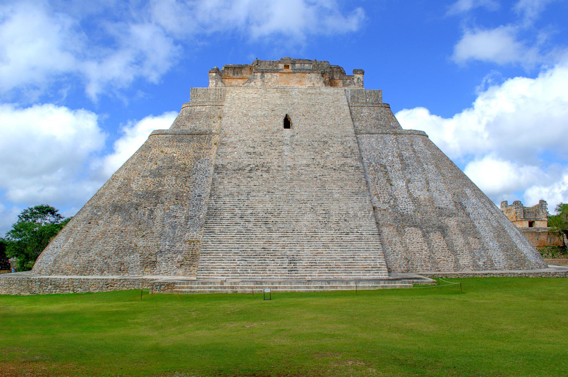 La Piramide dell'Indovino - Uxmal