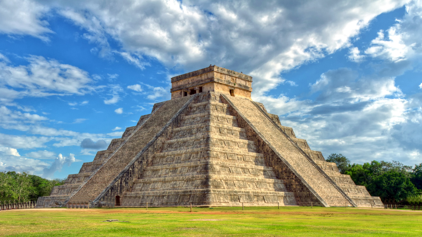 El Castillo di Chichén Itzá (Credits Premium Collection)