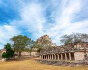Siti maya da vistare: Uxmal
