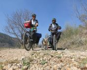 Intervita a Veronica e Leonardo di Life in Travel   #noplansjourney: pedalando in Grecia