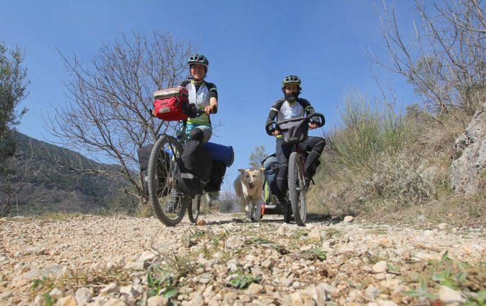 Intervita a Veronica e Leonardo di Life in Travel | #noplansjourney: pedalando in Grecia