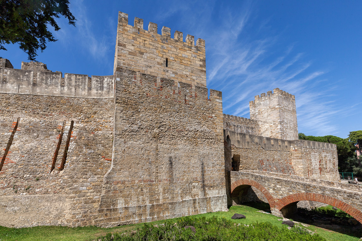 Lisbona in 4 giorni: Castello di São Jorge