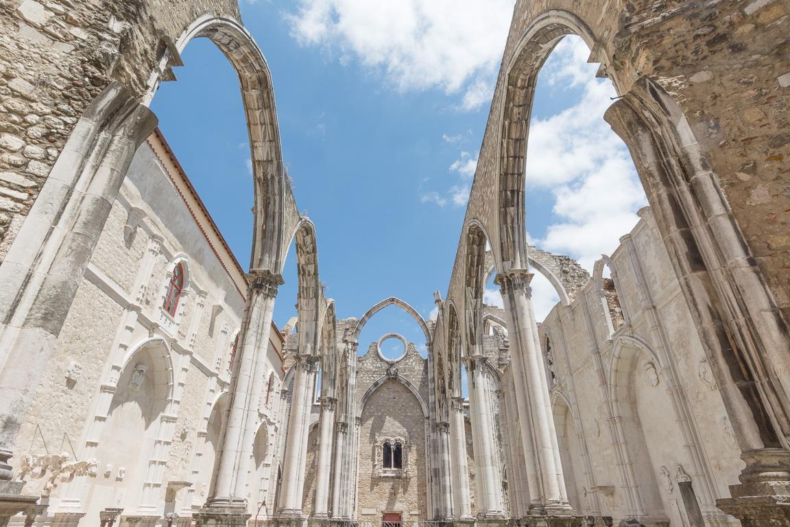 Lisbona in 4 giorni: Monastero do Carmo