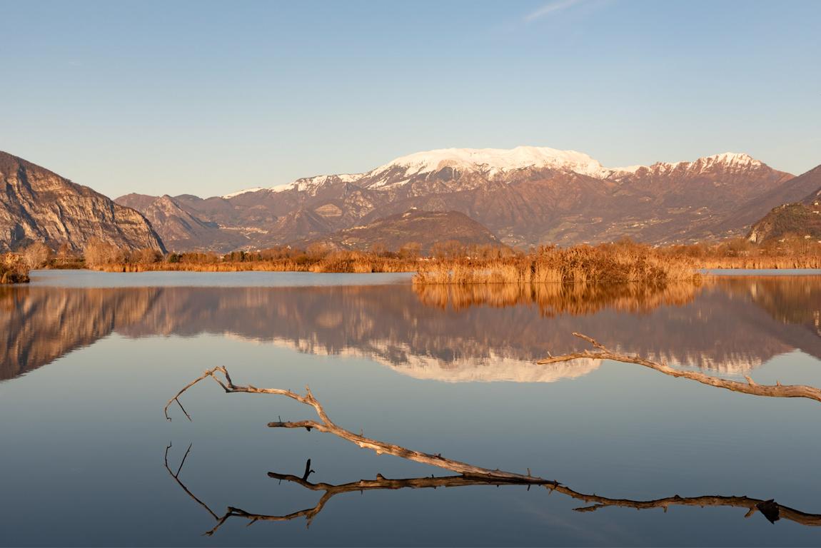 Gite fuori porta da Bergamo: Riserva Naturale Torbiere del Sebino