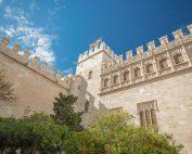 Cosa visitare a Valencia: Lonja de la Seda