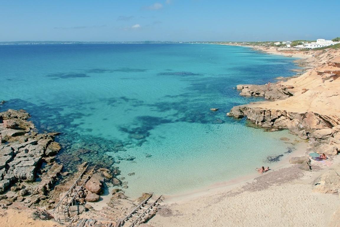 Vacanze a Formentera: Caló Des Mort