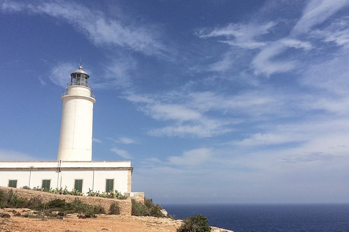Vacanze a Formentera Faro La Mola