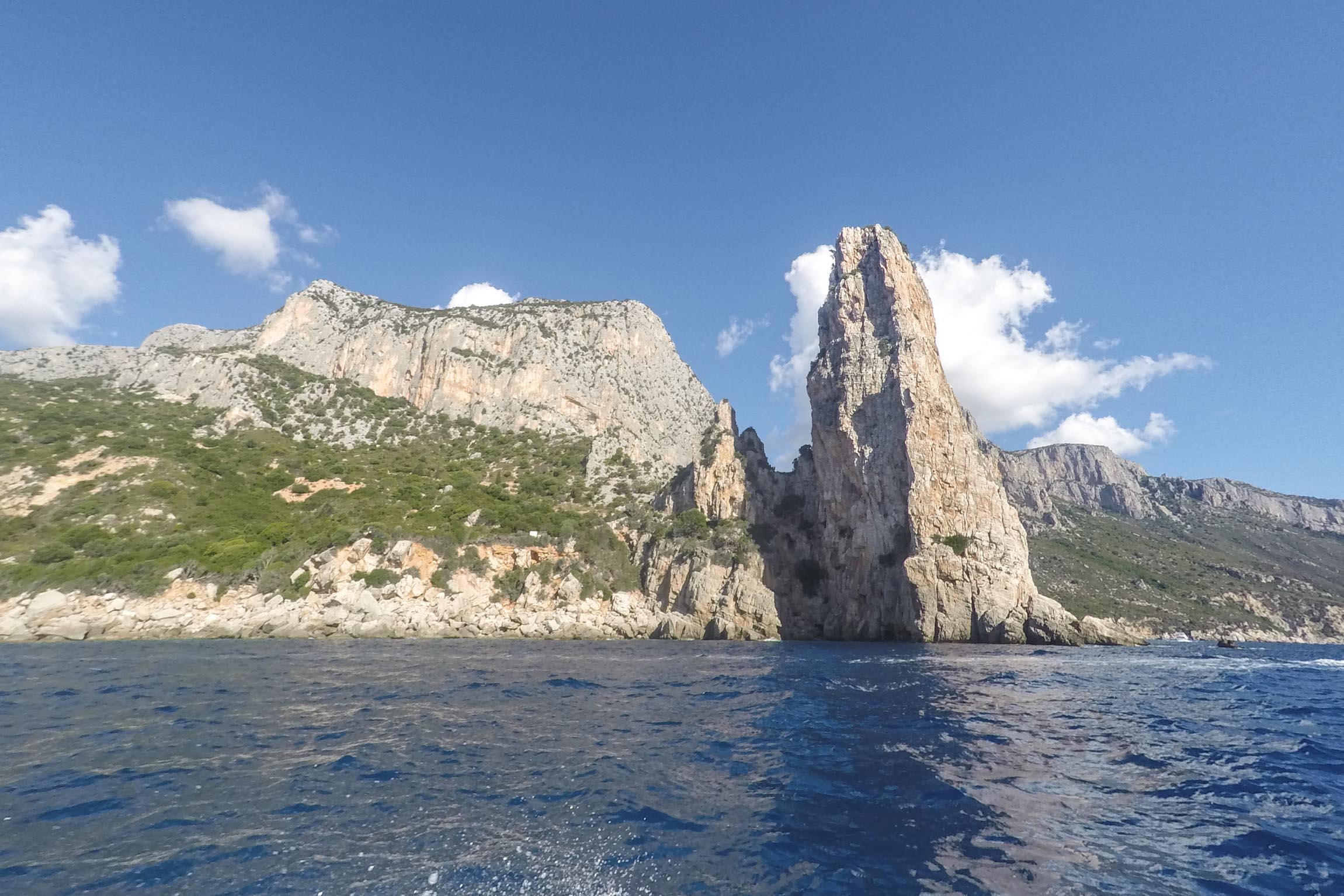 Bari Sardo in 2 giorni: Pedra Longa nei pressi di Santa Maria Navarrese