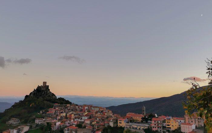 Vista su Burgos
