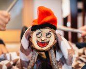 Tradizioni di Natale in Europa: il Caga Tió (Credits: Jordi Mora)