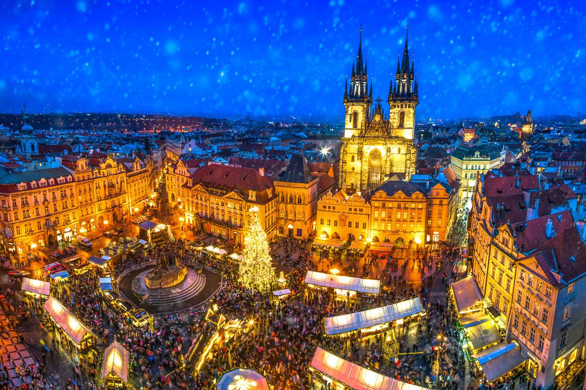 Natale in Repubblica Ceca (Credits: eyetronic)