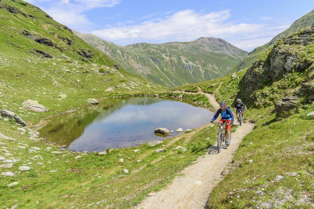 Esperienze attive in Italia: mountain bike nel Comprensorio Bormio-Livigno
