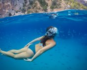 Snorkeling nel Golfo di Orosei
