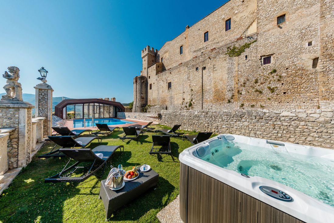 Castello Orsini (Credits: castelloorsini.it)
