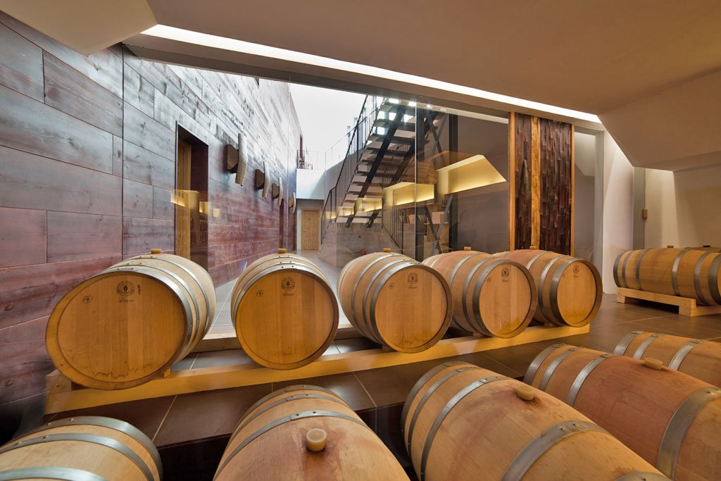 Alloggi in soliti nel Lazio: Cincinnato Wine Resort (Credits: cincinnato.it)