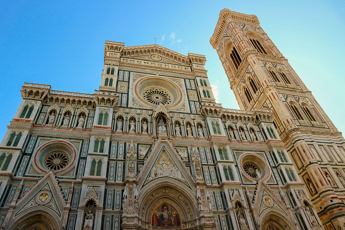 Vista del Duomo di Firenze (Credits Wanderlust in Travel)