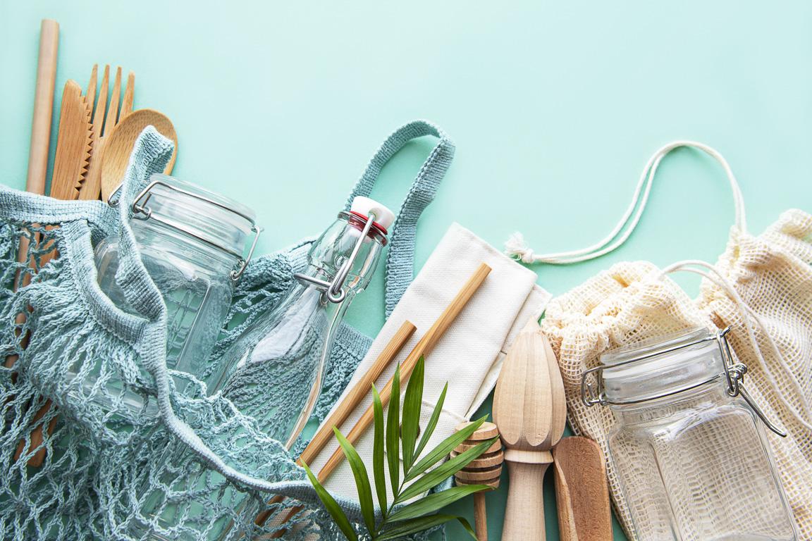 Utilizzare prodotti che non danneggiano l'ambiente